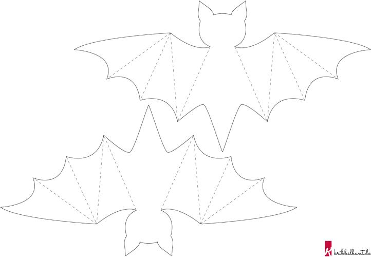 Fledermaus Bilder Zum Ausdrucken - Malvorlagen Gratis