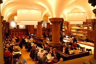 Parlament im Rathaus Hamburg