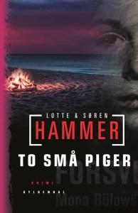 Lotte og Søren Hammer | To små piger