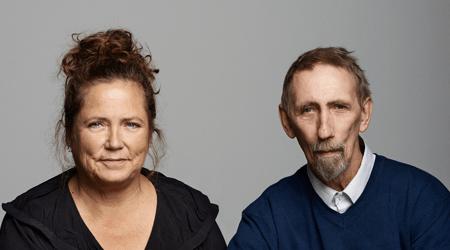 Lotte og Søren Hammer