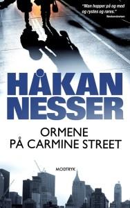 Håkon Nesser   Ormene på Carmine Street