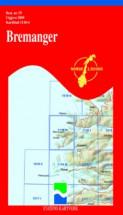 Bremanger (Kart, falset) | Krimklubben