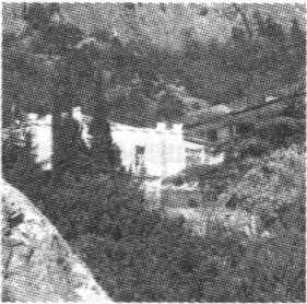 Детский лагерь «Чайка», одна из старых дач