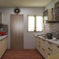 Widescreen Design For Parallel Kitchen Of Mobile Phones High Resolution Modular Kitchen