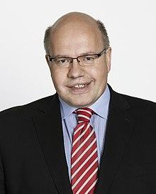 Almanya Maliye Bakani Peter Altmaier