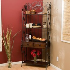 Bakers Racks For Kitchens Drop Leaf Kitchen Tables Rack Your Area | Kris Allen Daily