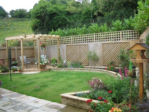 Garden design  Kris Allen Daily