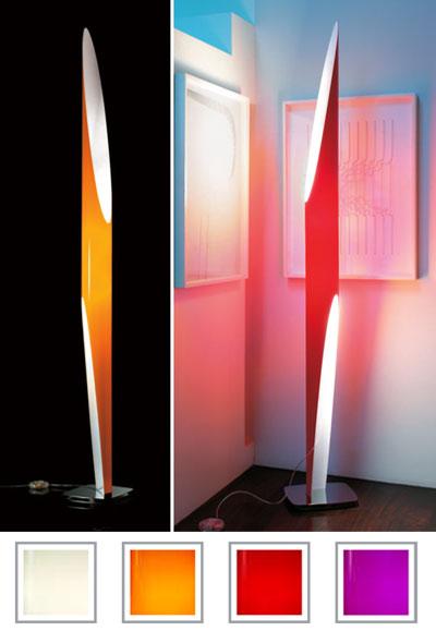 Funky floor lamps  Kris Allen Daily