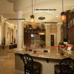 Kitchen Island With Stove Cabinet Stores Near Me Lighting Ideas | Kris Allen Daily