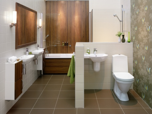 simple bathroom designs pictures2 Bath Designs