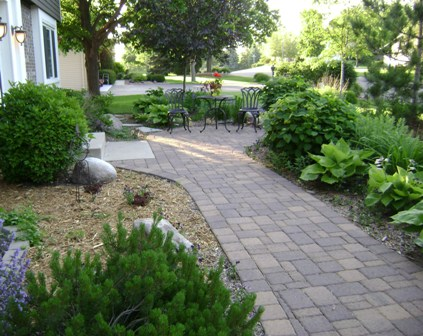 simple backyard landscaping deal