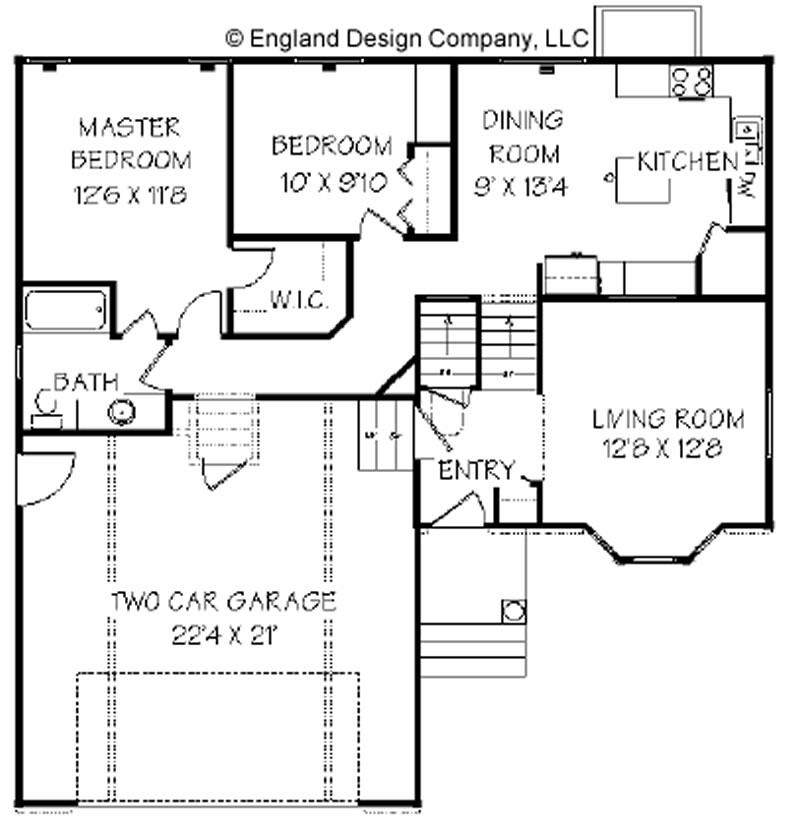 Carriage House Plans: Split Level House Plans
