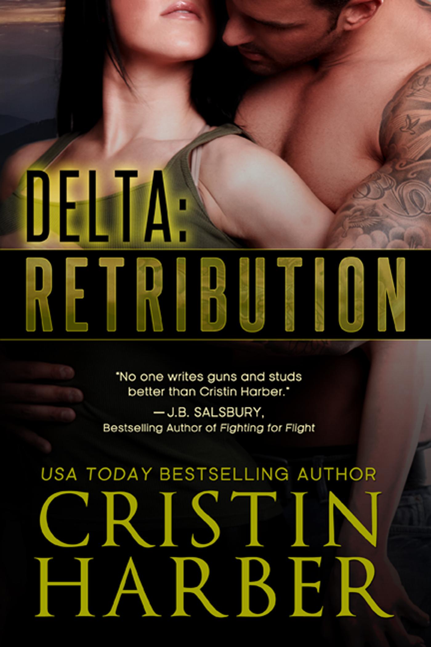 RELEASE BLITZ: DELTA: RETRIBUTION by Cristin Harber