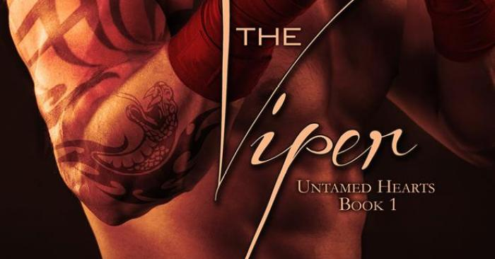 PROMO BLITZ, REVIEW & CHARACTER Q&A: THE VIPER by Kele Moon