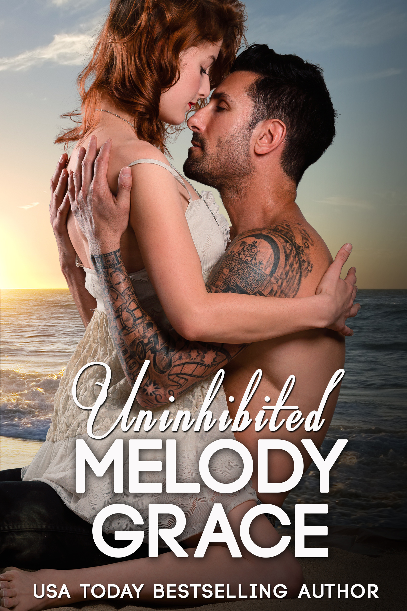 RELEASE BLITZ: UNINHIBITED BY Melody Grace