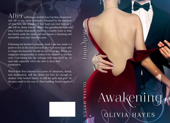 AWAKENING OLIVIA HAYES FULL JACKET