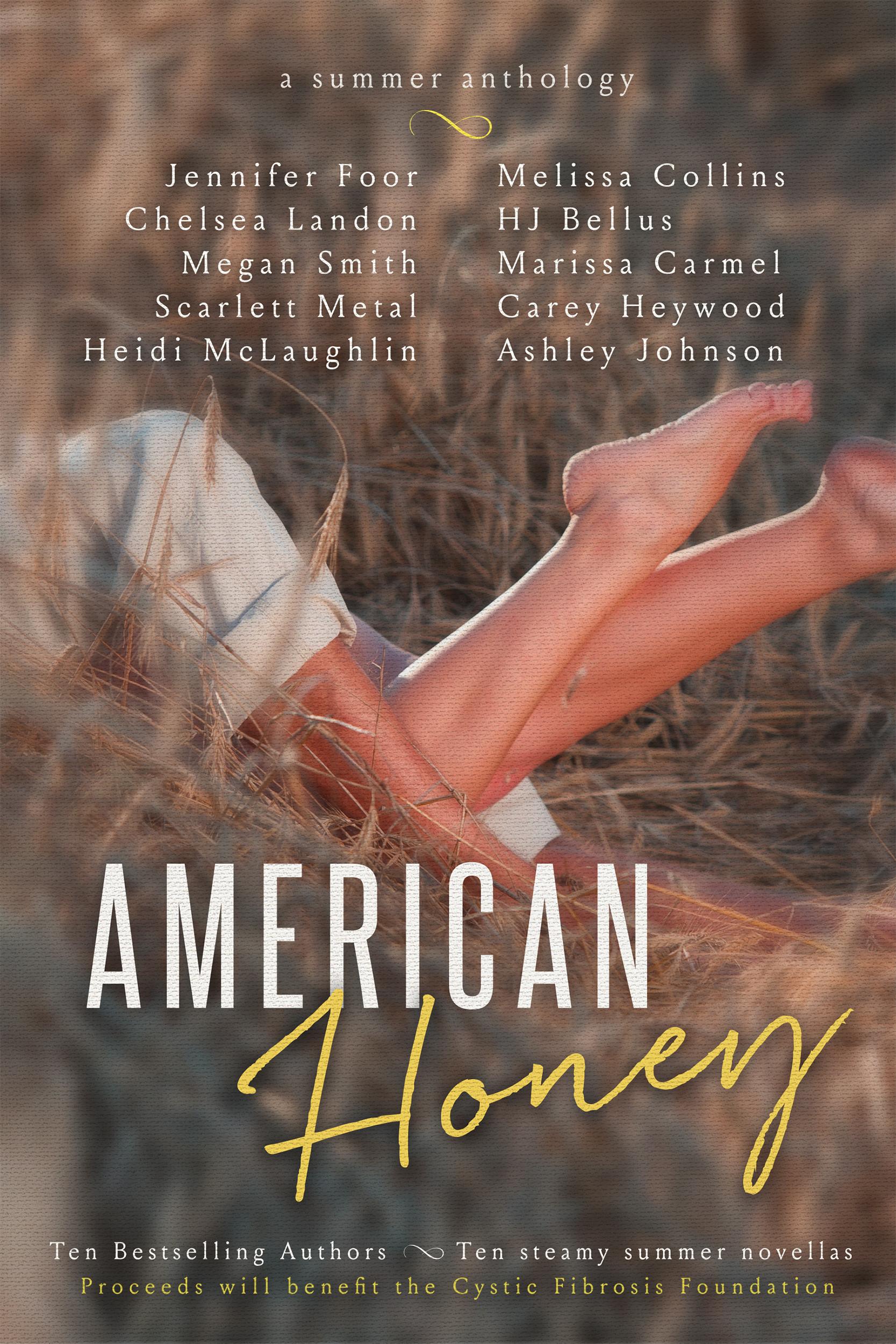 RELEASE BLITZ: AMERICAN HONEY Anthology