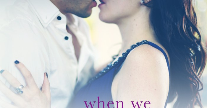 COVER REVEAL & GIVEAWAY: WHEN WE COLLIDE BY A.L. Jackson