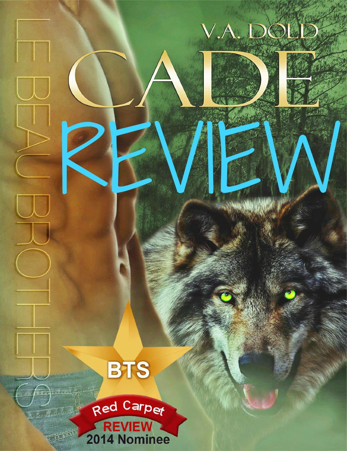 REVIEW: CADE by V.A. Dold