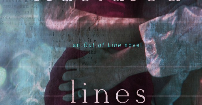 EXCLUSIVE EXCERPT & GIVEAWAY: FRACTURED LINES by Jen McLaughlin