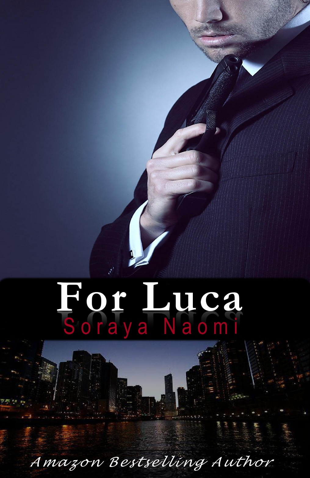 RELEASE BLITZ: FOR LUCA by Soraya Naomi