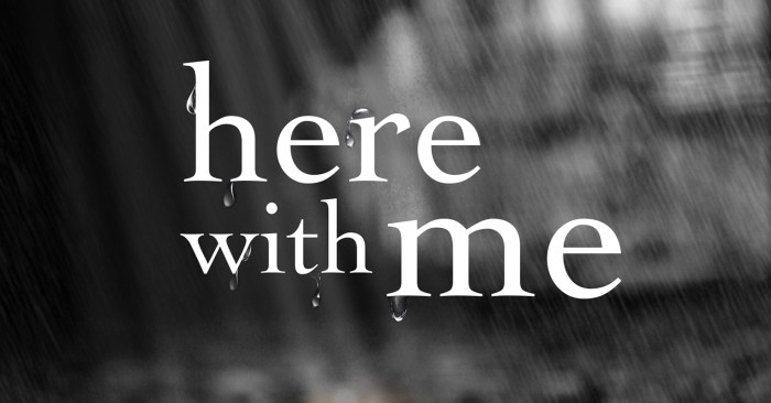 PRE-RELEASE PROMO: HERE WITH ME by Heidi McLaughlin