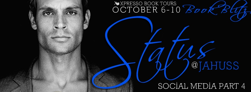RELEASE BLITZ & GIVEAWAY: STATUS • COVER REVEAL: PROFILE by J.A. Huss