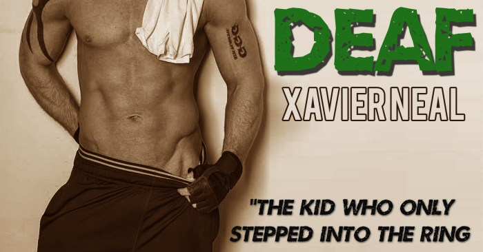 ARC Review & Release Day Blitz: Deaf (Book 2 in the Senses Series) by Xavier Neal
