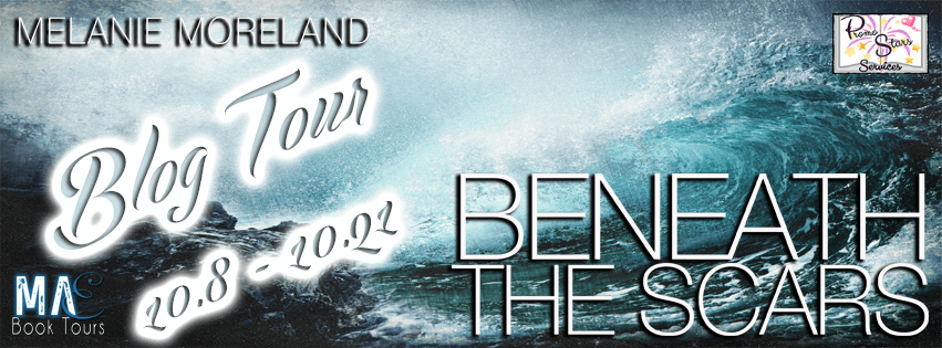 RELEASE BLITZ & GIVEAWAY: BENEATH THE SCARS by Melanie Moreland