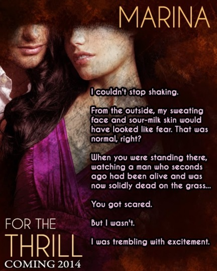 ARC Review: For The Thrill by Nora Flite