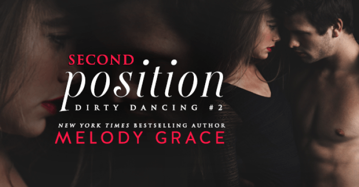 RELEASE DAY BLITZ: SECOND POSITION by Melody Grace