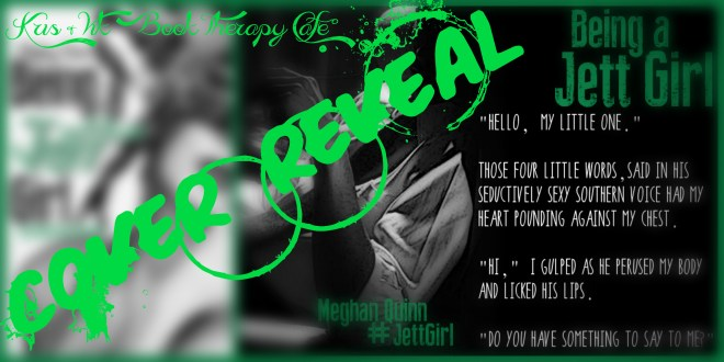 Being a Jett Girl cover Reveal