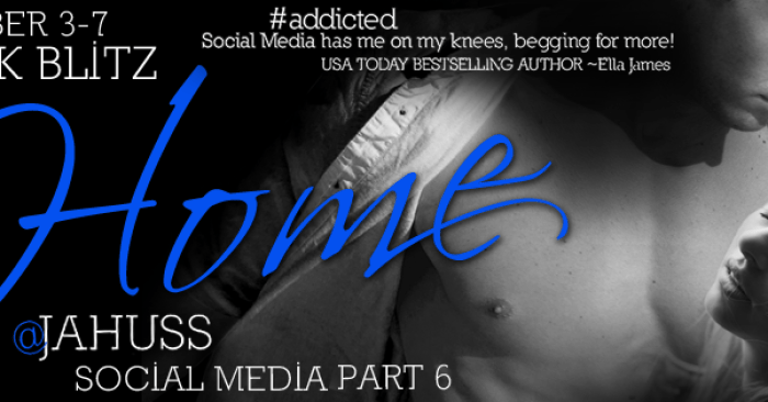 RELEASE BLITZ & GIVEAWAY: HOME by J.A. Huss