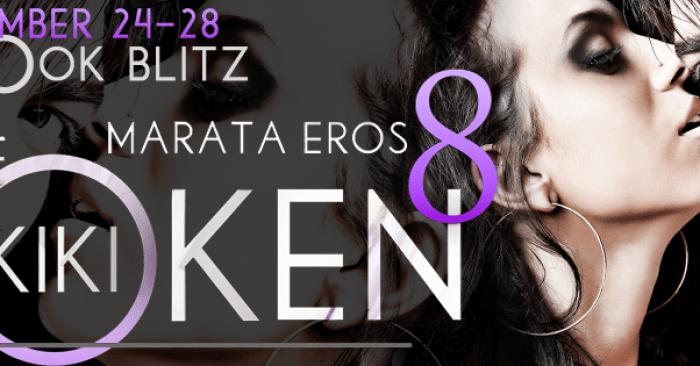 RELEASE BLITZ & GIVEAWAY: THE TOKEN 8 • KIKI by Marata Eros