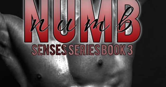 Release Blitz & ARC Review: Numb by Xavier Neal