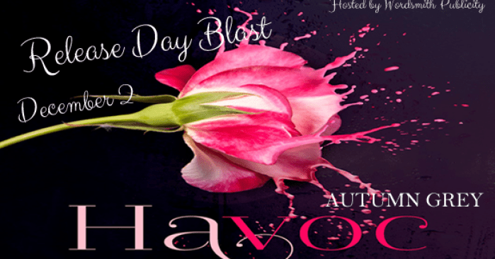RELEASE BLITZ & GIVEAWAY: HAVOC by Autumn Grey