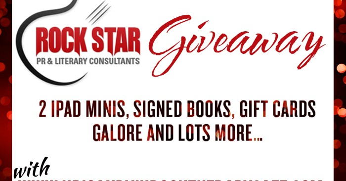 ❄ ❅ ❆Rocking Around the Holidays with RockStarLit.com Authors & HUGE GIVEAWAY ☃ Day 6 Amber Lin ❄ ❅ ❆
