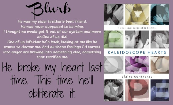 Kaleidoscope Hearts blurb