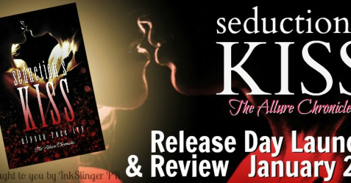 RELEASE BLITZ GIVEAWAY & REVIEW: SEDUCTION'S KISS by Alyssa Rose Ivy