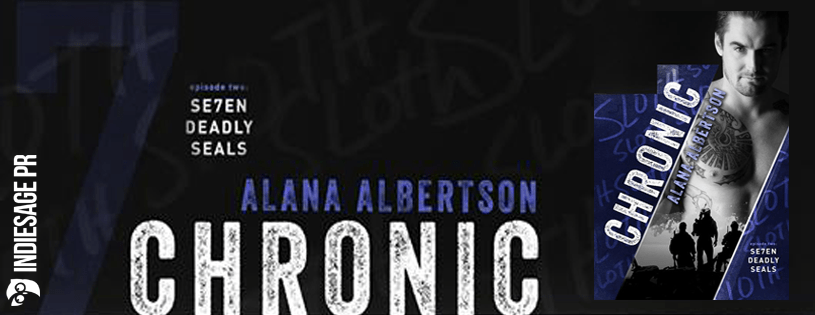 COVER REVEAL & GIVEAWAY: Chronic by Alana Albertson