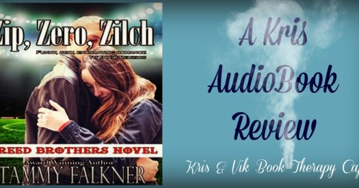 Audiobook Review: Zip, Zero, Zilch by Tammy Falkner
