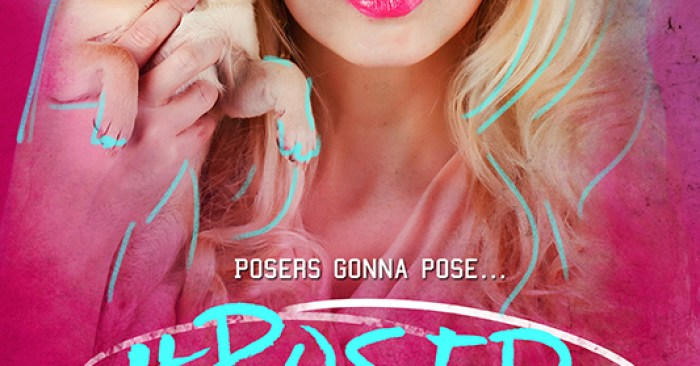 COVER REVEAL: #POSER by Cambria Hebert