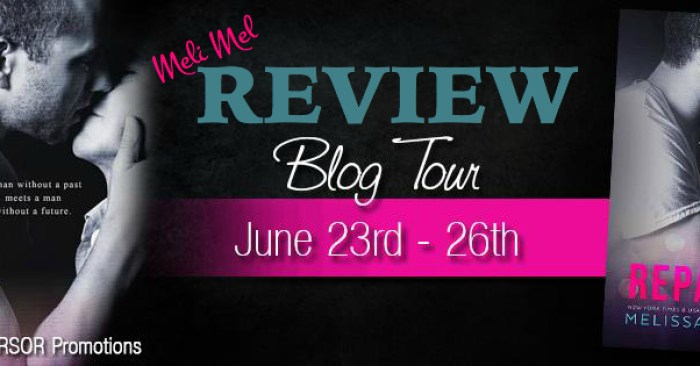 REVIEW & GIVEAWAY: REPAIRED by Melissa Collins