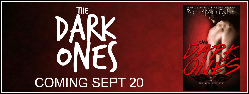 COVER REVEAL: THE DARK ONES by Rachel Van Dyken