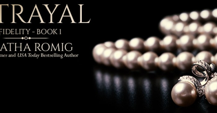 COVER REVEAL: BETRAYAL by Aleatha Romig