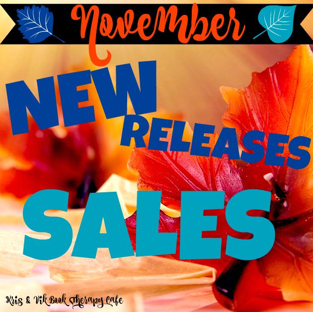 New Romance Releases November