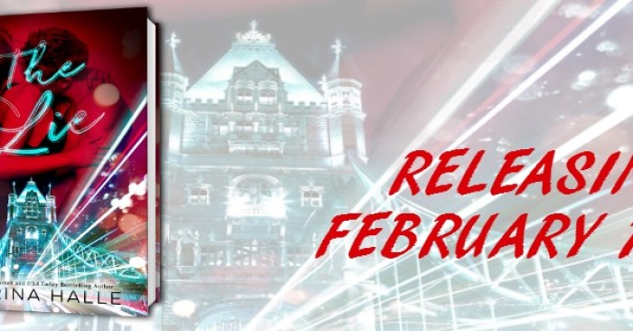 COVER REVEAL: THE LIE by Karina Halle