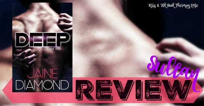 REVIEW: DEEP by Jaine Diamond