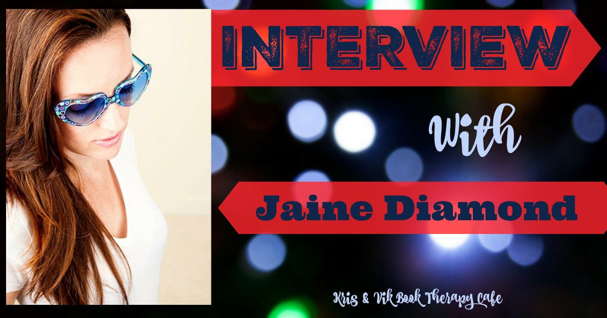 INTERVIEW with Jaine Diamond