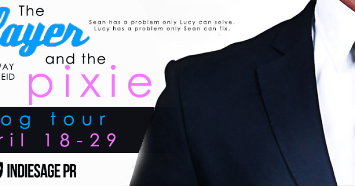 REVIEW & GIVEAWAY: THE PLAYER AND THE PIXIE by L.H. Cosway & Penny Reid